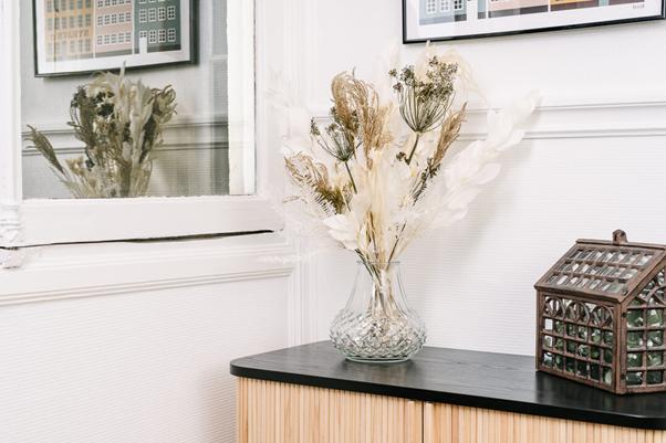 Le bouquet de fleurs séchées, la tendance du moment